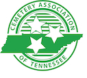 Cemetery Association of TN logo